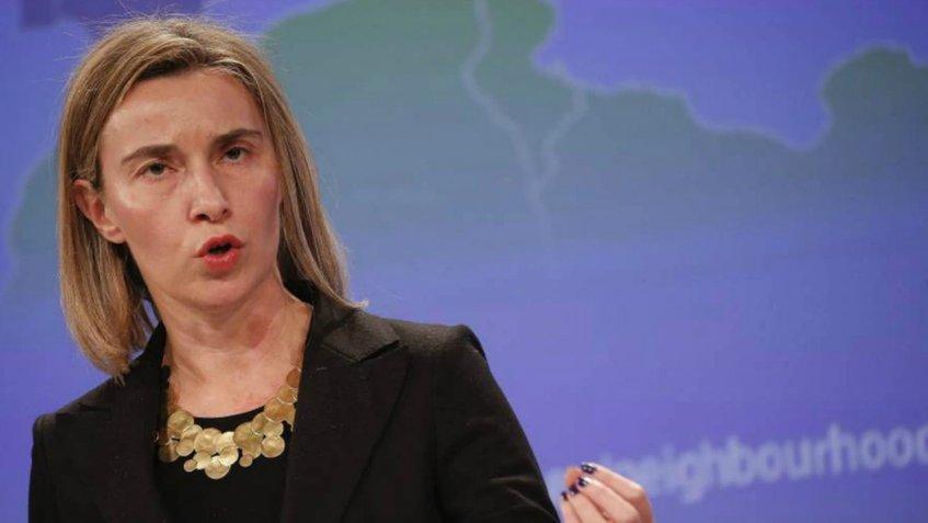 """UE: No se le puede imponer una """"solución"""" a la situación venezolana desde afuera"""