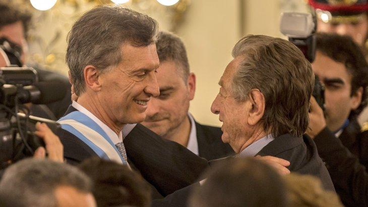 Gobierno argentino de luto con la muerte de Franco Macri