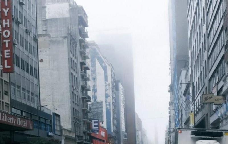 Gobierno de Buenos Aires da al fin una explicación al mal olor de la ciudad en la mañana