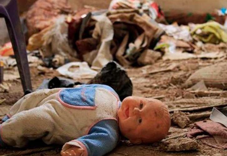 Asesinados 11 civiles, niños incluidos, en ataque terrorista en Alepo