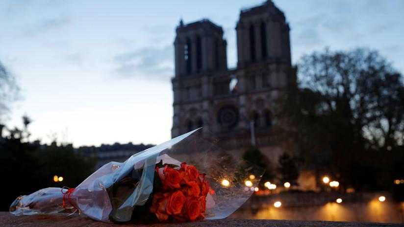 Llueven millones de dólares en pocos día para la reconstrucción de Notre Dame