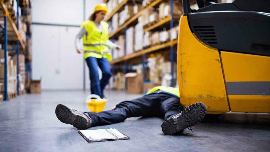 Al menos 7500 personas mueren al día debido a enfermedades y accidentes relacionados con el trabajo