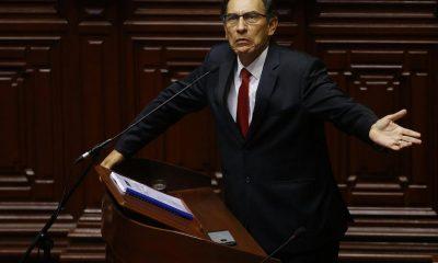 86% de peruanos desaprueba la gestión de Vizcarra