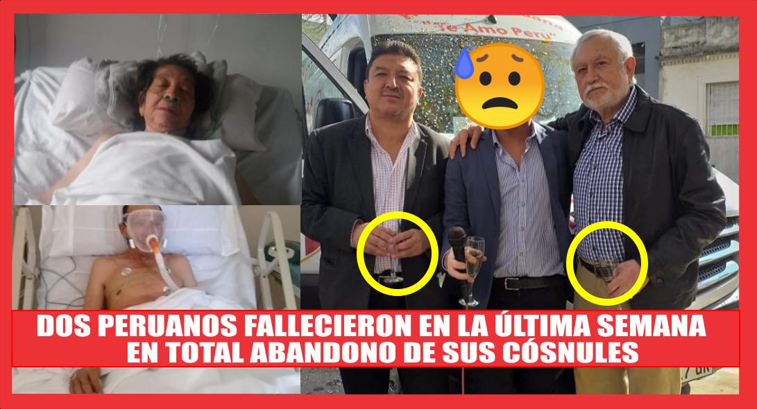 Buenos Aires: peruanos califican de desastrosa e inhumana la gestión de sus cónsules