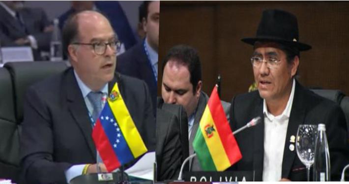Bolivia revive su demanda marítima a Chile en la Asamblea General de OEA (VIDEO)