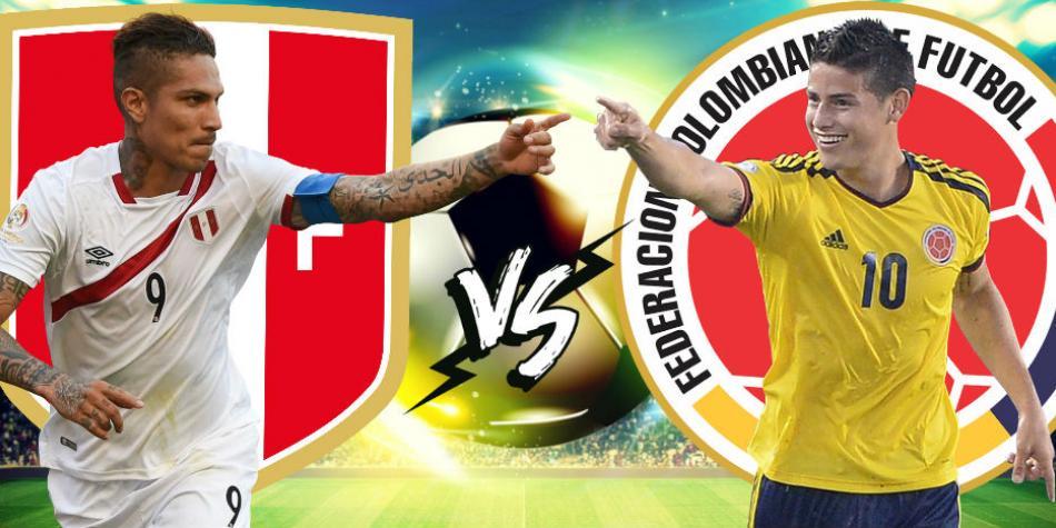 Selección peruana cae derrotada ante Colombia 3.0 en amistoso