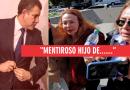 Enfurecida Eliane Karp agrede verbalmente al fiscal Vela tras audiencia de Alejandro Toledo. VIDEO