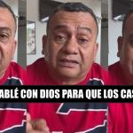Tony Rosado afirma que han editado sus declaraciones por que le tienen mucha envidia. VIDEO