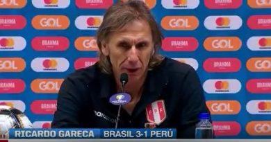 """Ricardo Gareca. """"Amo a mi país pero tengo un gran compromiso con el Perú hasta el 2021"""". VIDEO"""
