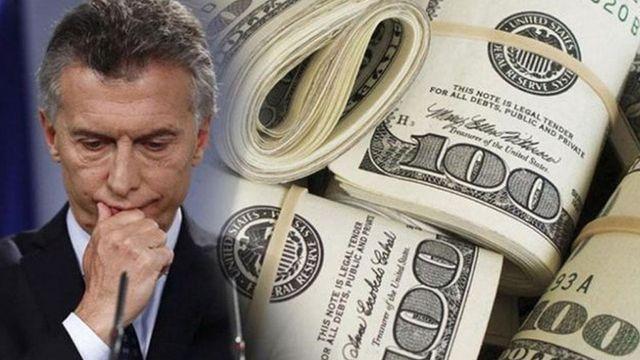 Argentina: El dólar se dispara a cifras récord tras derrota de Macri en las Paso.