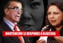 ¿Escribió Keiko Fujimori desde Santa Mónica el mensaje de Olaechea a Martín Vizcarra? VIDEO