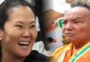 Keiko Fujimori incluyó a Melcochita entre sus aportantes truchos