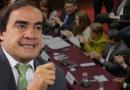 ¡Yonhy Lescano incontenible! llamó 'ocupantes precarios del congreso' a sus colegas. VIDEO