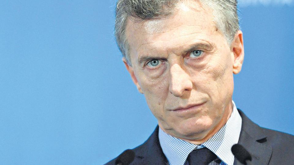 Descubre a Macri armando un juzgado para condenar a Cristina