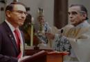 Olaechea pide a Vizcarra 'dialogar en una iglesia' y le responden que eso es 'una payasada'