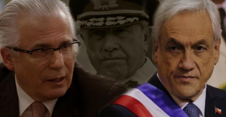 """Juez Baltasar Garzón advierte a Piñera """"sus crímenes no quedarán en la impunidad"""""""