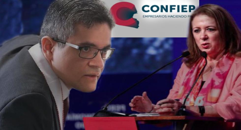 Fiscal Domingo Pérez allana oficinas de la Confiep