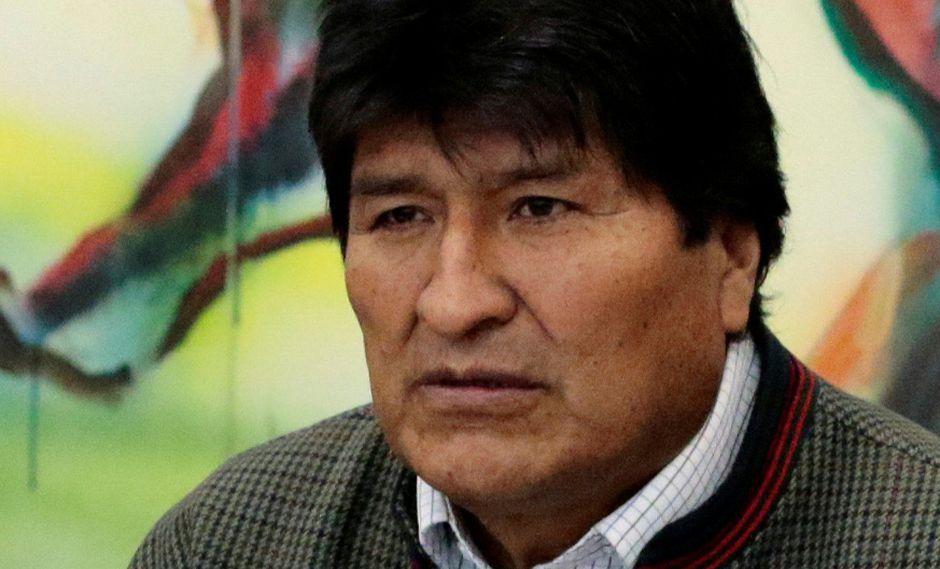 Renunció Evo Morales