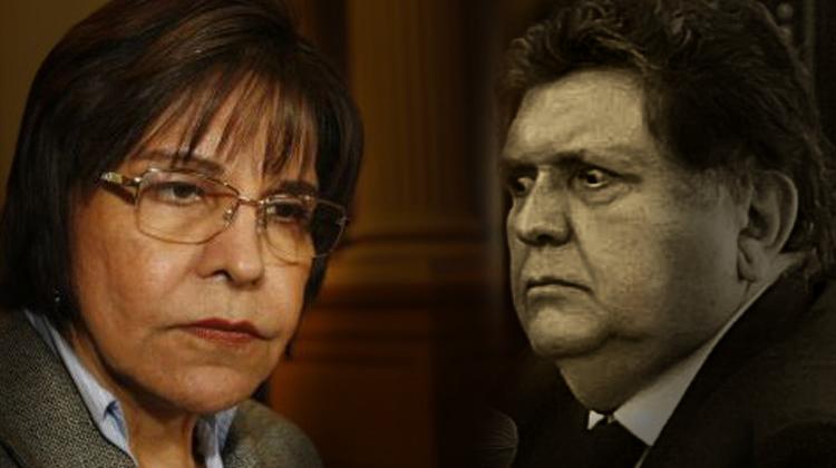 corupcion en el gobierno de García