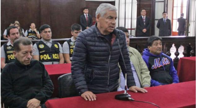 Poder Judicial dispone que César Villanueva sea internado en un penal tras haber sido dado de alta