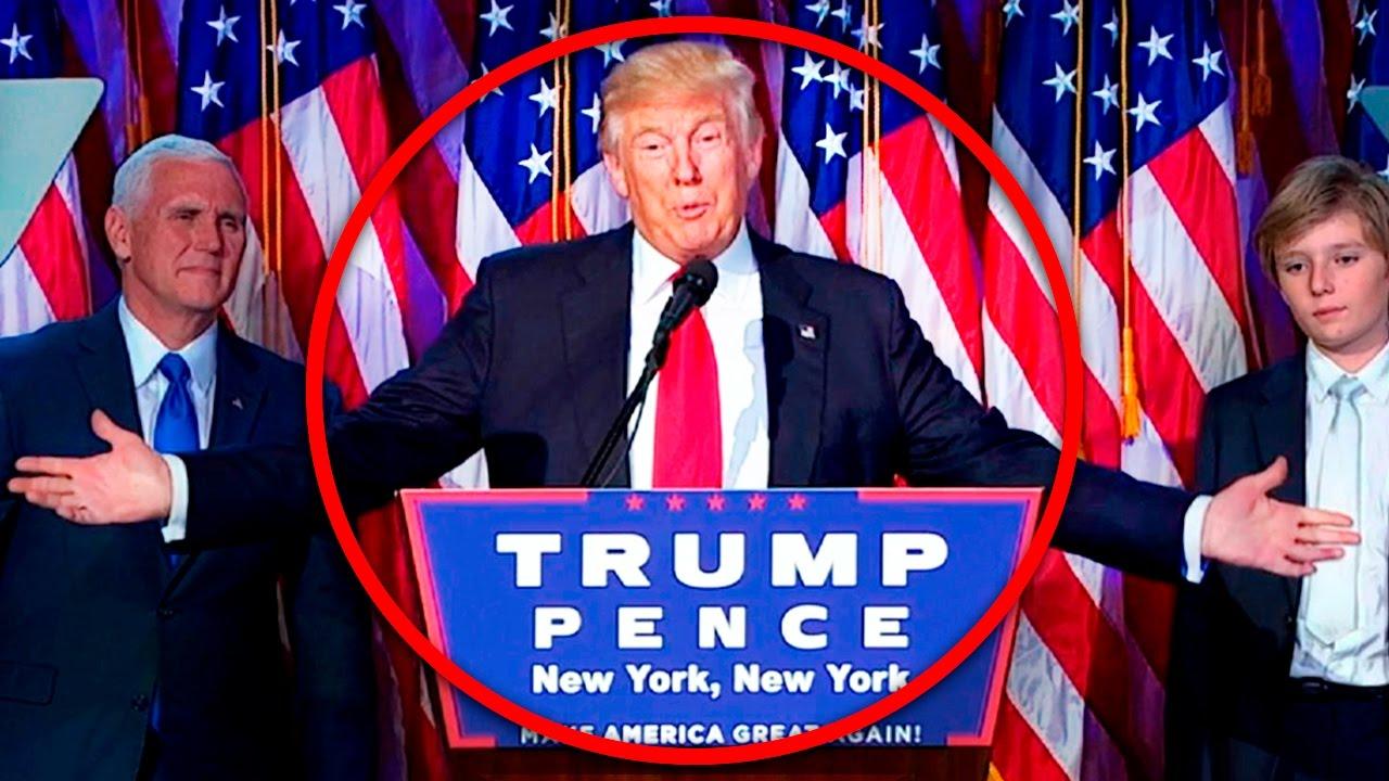 Donald Trump muestra su FUERZA ante su JUICIO POLITICO