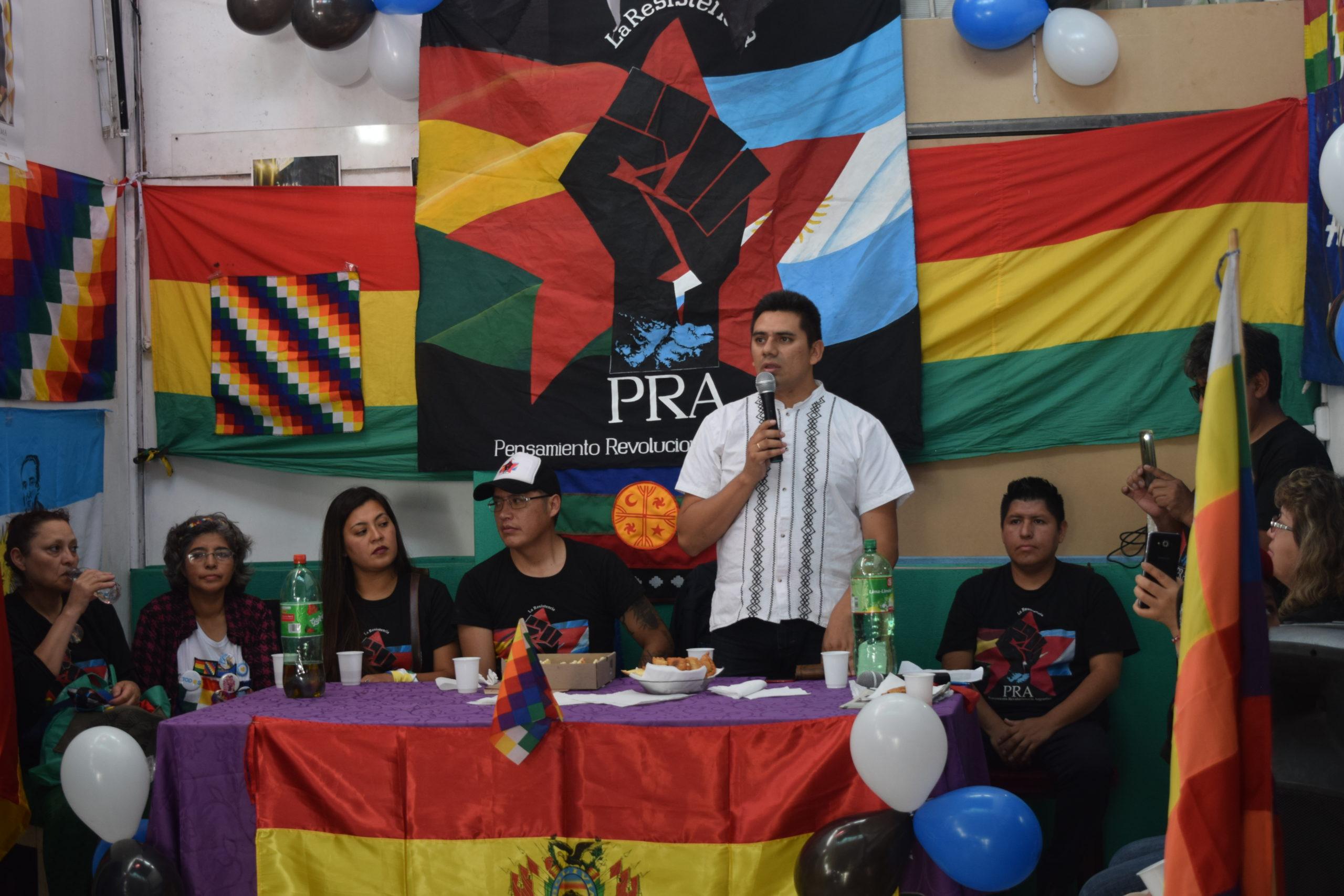Inauguran primera casa de campaña