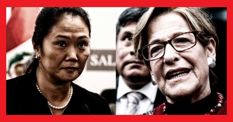 Fujimori y Villaran libres