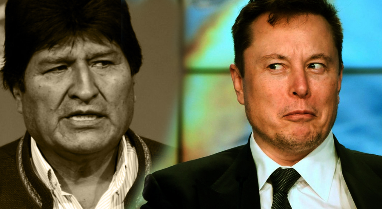 Elon Musk sobre el golpe del Litio en Bolivia