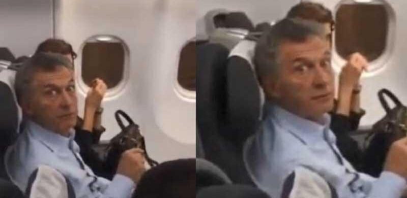 piden la captura internacional de Macri