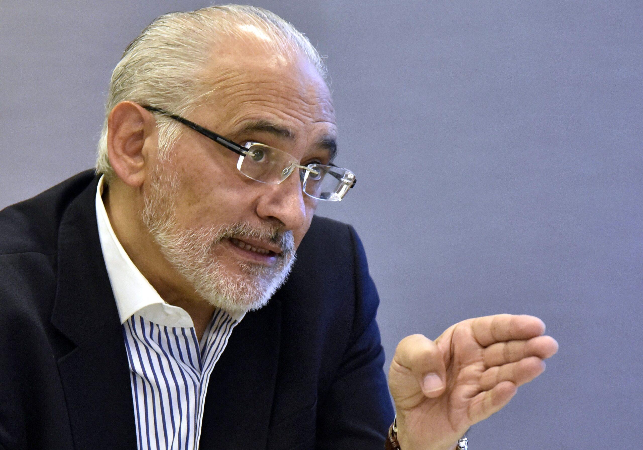 Mesa declaró en contra de Morales
