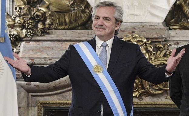 Argentina estabiliza pago con acreedores