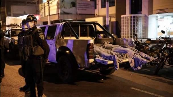 fiesta clandestina deja 13 muertos