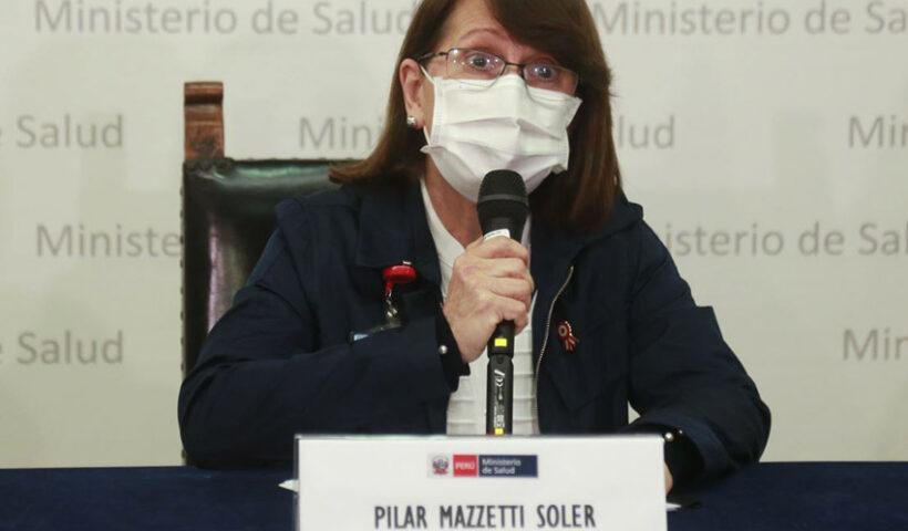 Mazzetti alertó un posible regreso de la cuarentena