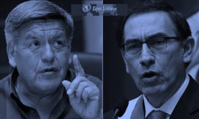 Vizcarra y César Acuña