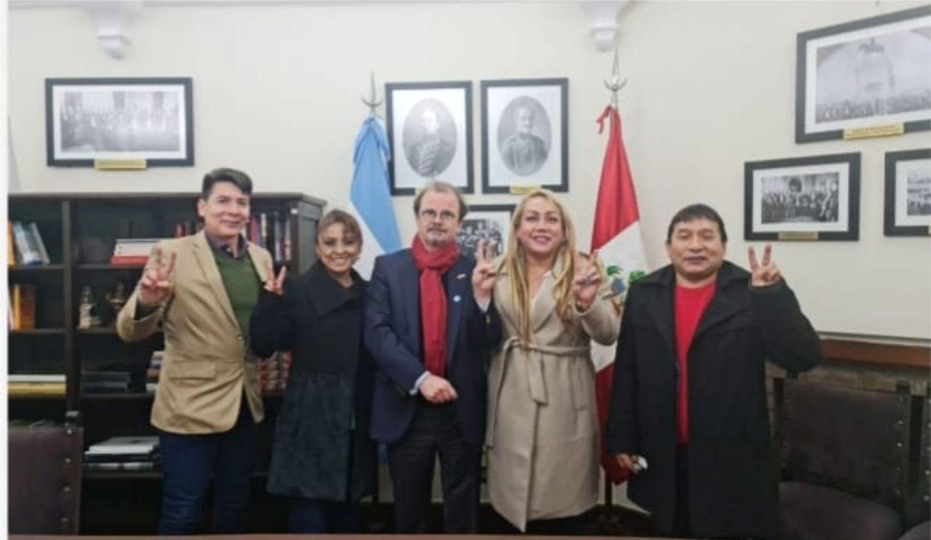 Perú Libre en Argentina